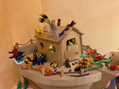 Klastoneel – De ark van Noach (2)